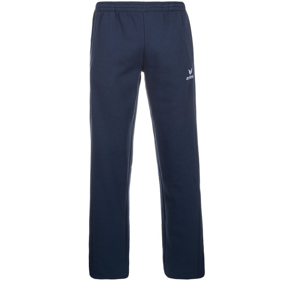 ERIMA 5-CUBES Basic Sweatpant Herren in new navy/weiß