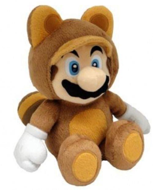 Together+ Fanartikel »Nintendo Plüschfigur Tanooki Mario (32cm)«