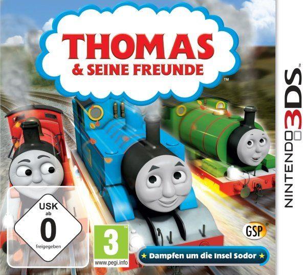 Koch Media Nintendo 3DS - Spiel »Thomas und seine Freunde«