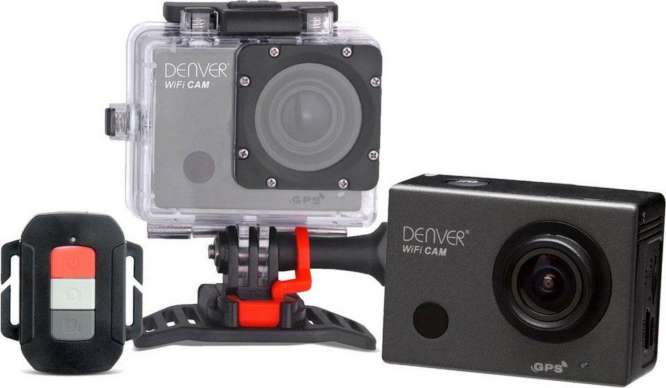 Denver Actionkamera »ACG-8050W mit WiFi & GPS«