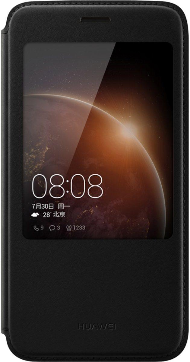 Huawei Handytasche »View Flip Cover für G8«