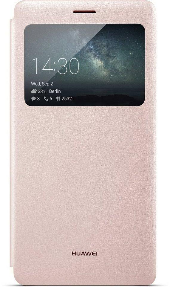 Huawei Handytasche »View Flip Cover für Mate S« in Rosa