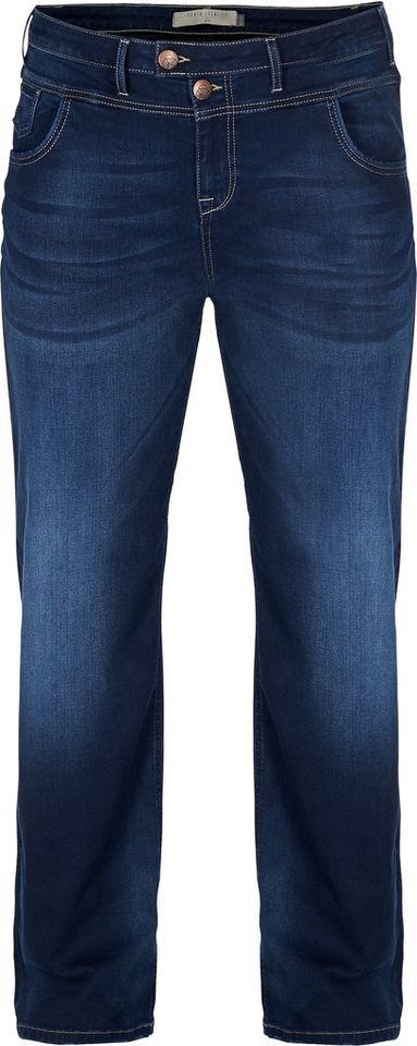 Zizzi Jeans in Blue denim