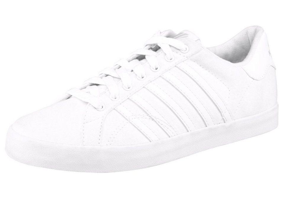 K-Swiss Belmont SO T Sneaker in Weiß