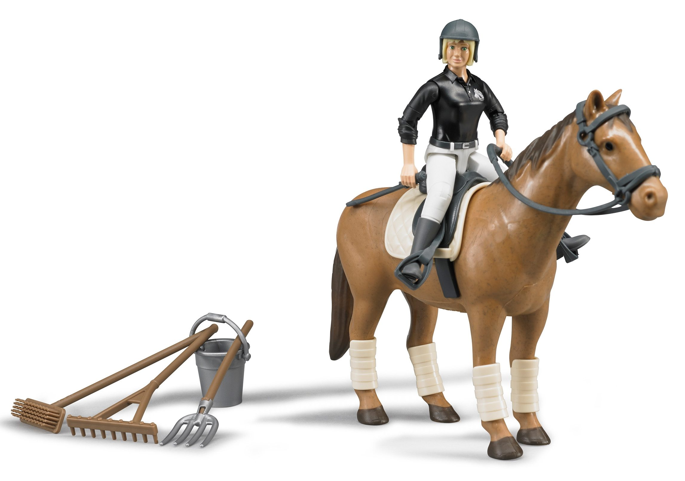 bruder® Figurenset Reiten, »bworld«