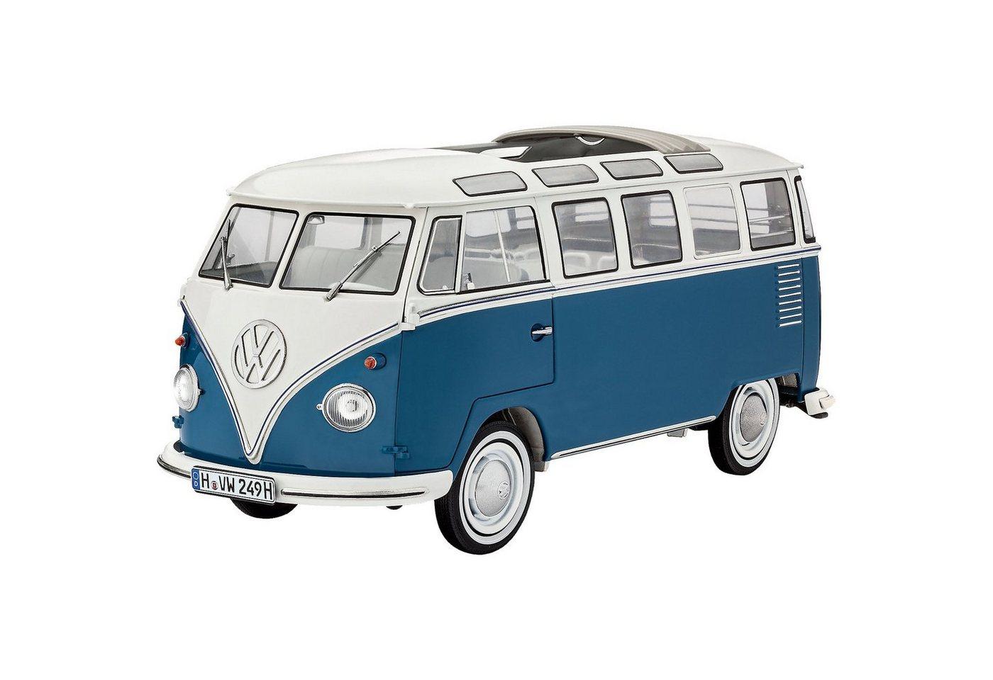 Revell® Modellbausatz - VW Typ 2 T1 Samba Bus