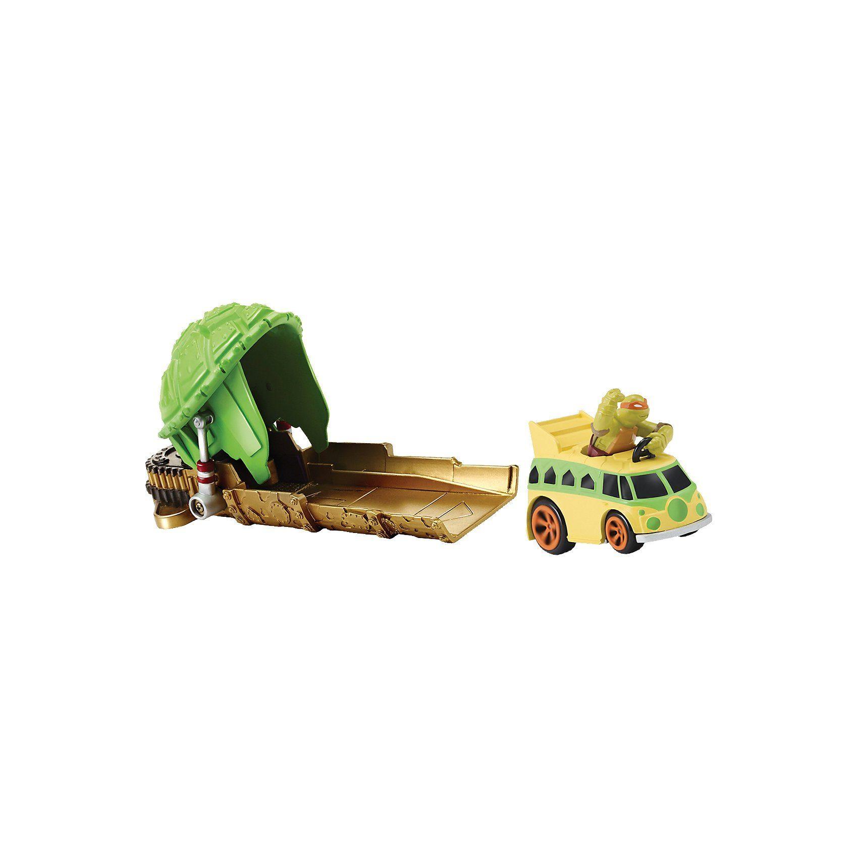 Stadlbauer Turtles Shell Launcher mit Fahrzeug