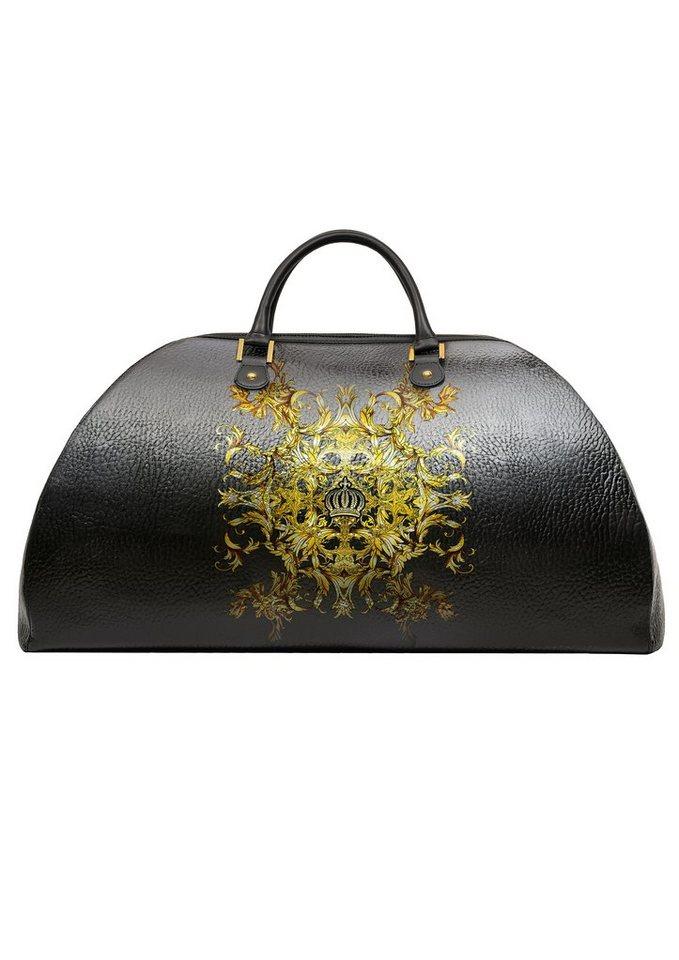 Glööckler® by Steinmann Weekender, »Luxury« in schwarz