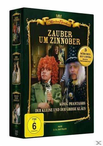 DVD »Märchen-Box 2«
