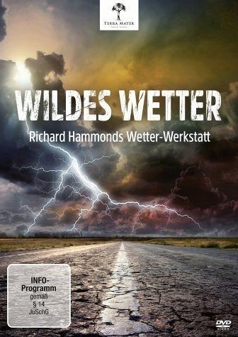 DVD »Wildes Wetter - Richard Hammonds Wetter-Werkstatt«