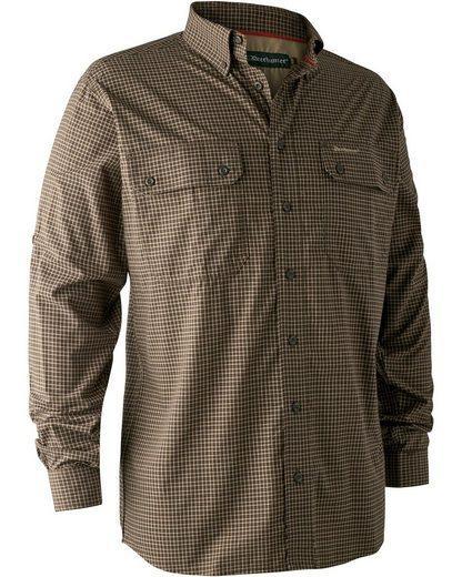 Schlussverkauf Deerhunter Langarmhemd »Hemd Callum Bamboo«