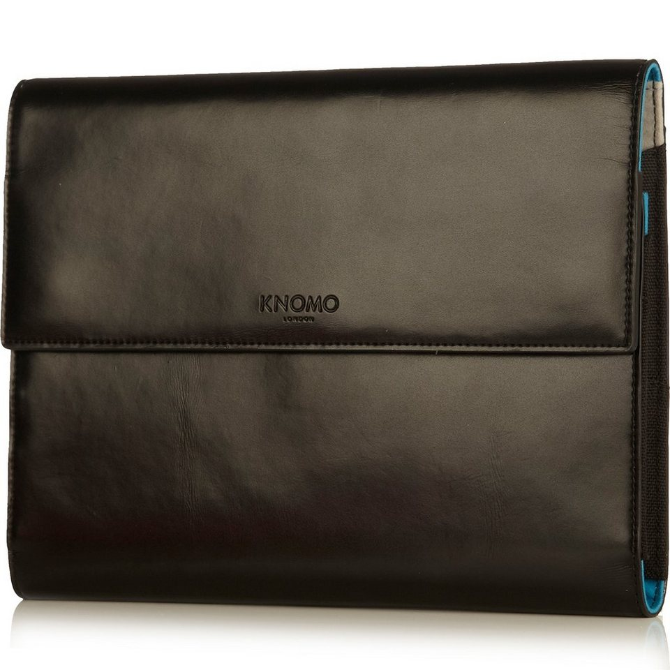Knomo Organizer fuer Tablet und iPad mini, mini Retina »Knomad Soho mini, Leder« in Schwarz
