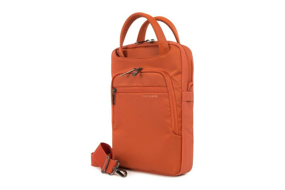 Tucano Notebook-Tasche »Work_Out Vertical für MacBook Air / Ultrabook 11« in Orange