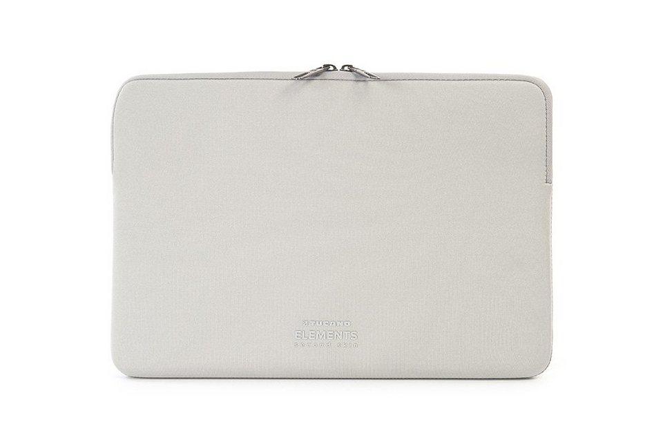 Tucano Notebook-Hülle aus Neopren für MacBook Air 13 »Second Skin New Elements« in Silber