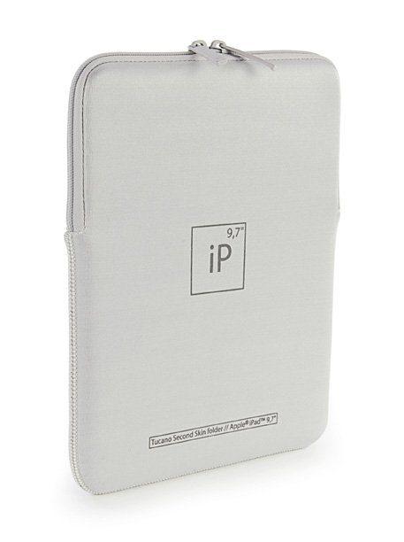 Tucano Neoprenhülle für iPad, iPad Air, iPad Pro 9,7 »Second Skin Elements«