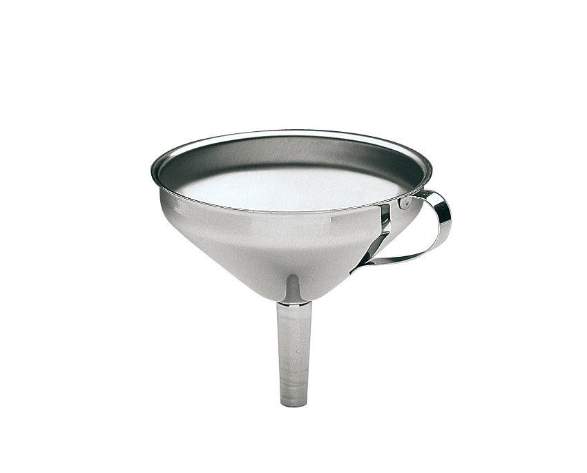 Küchenprofi Trichter in Silber