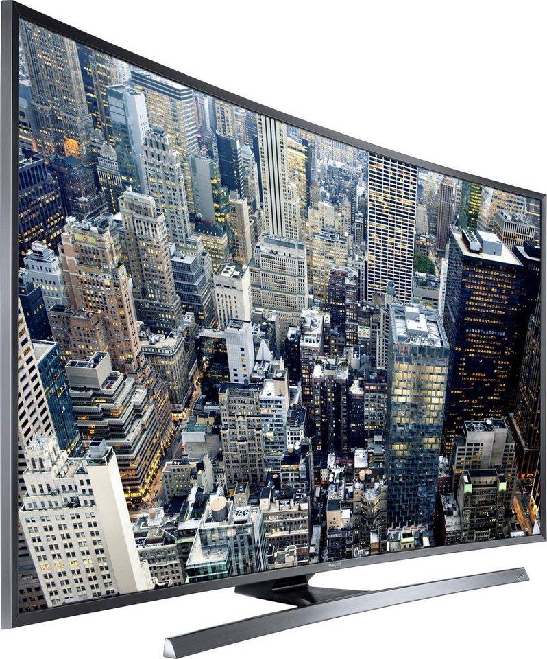 samsung ue48ju7590 curved led fernseher 121 cm 48 zoll 2160p 4k ultra hd smart tv online. Black Bedroom Furniture Sets. Home Design Ideas