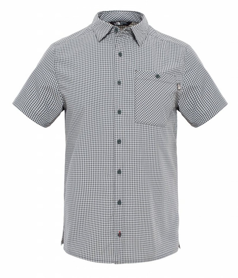 The North Face Hemd »Hypress S/S Shirt Men« in grün
