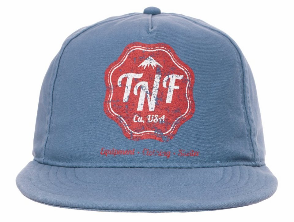 The North Face Hut »Sunwashed Ball Cap Unisex« in blau