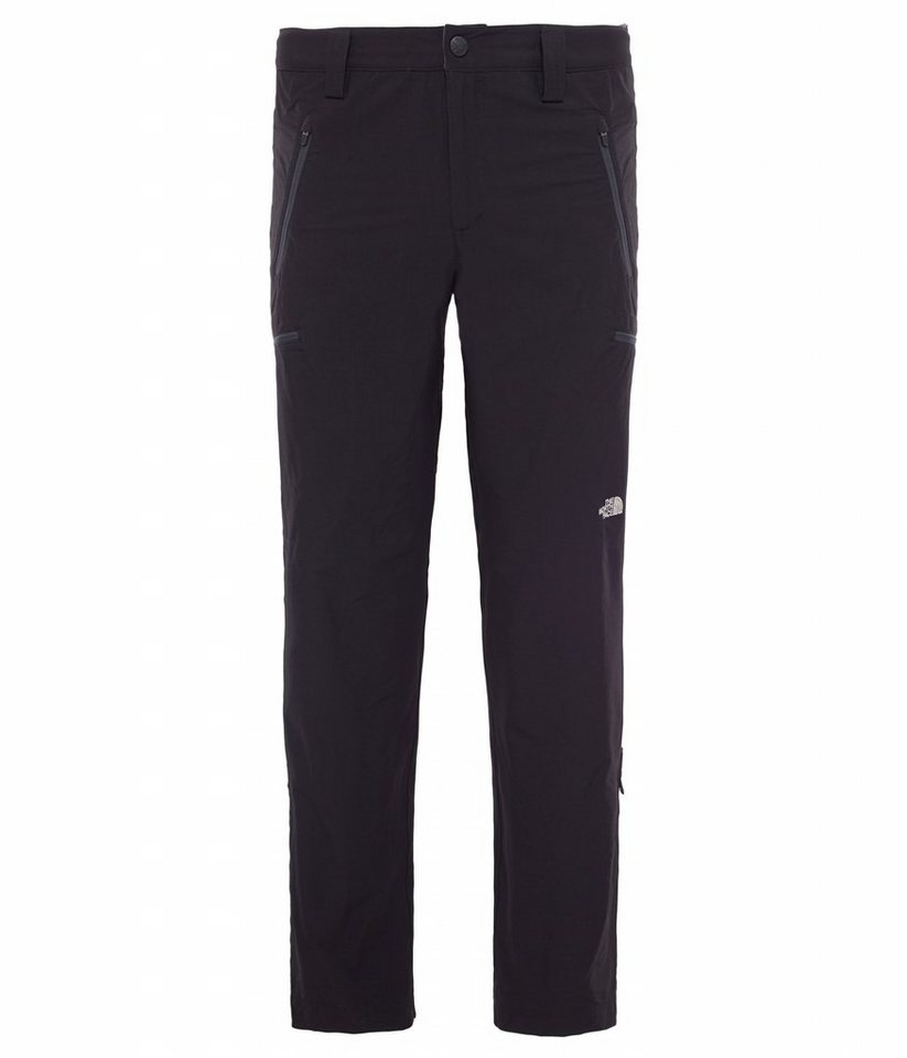 The North Face Outdoorhose »Exploration Pant Men Regular« in schwarz