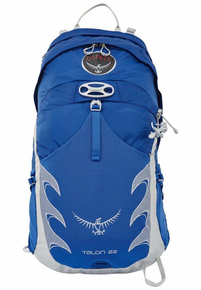 Osprey Sport- und Freizeittasche »Talon 22 Backpack Men M/L« in blau