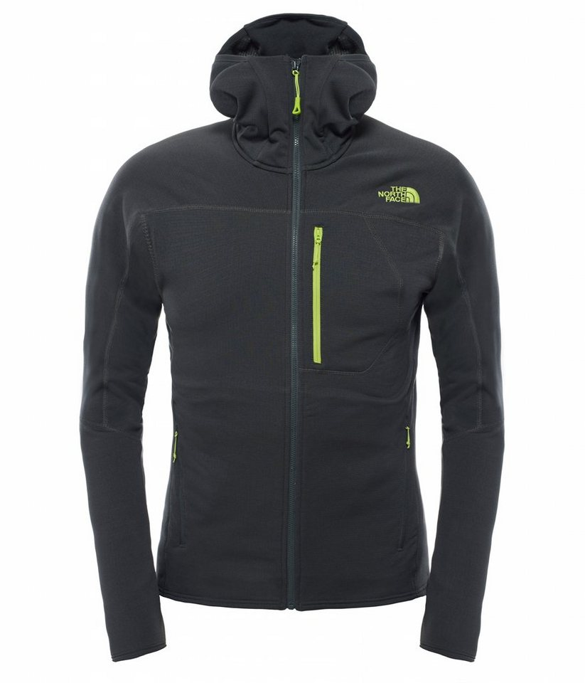 The North Face Outdoorjacke »Incipent Hooded Jacket Men« in grau