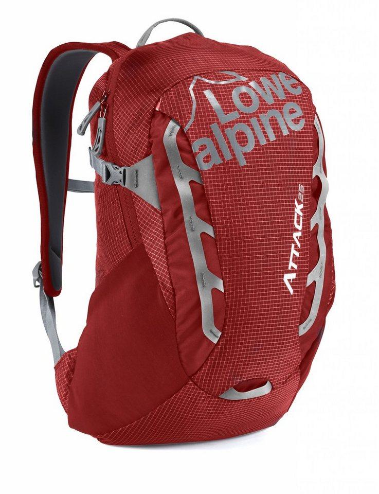 Lowe Alpine Sport- und Freizeittasche »Attack 25 Daypack« in rot
