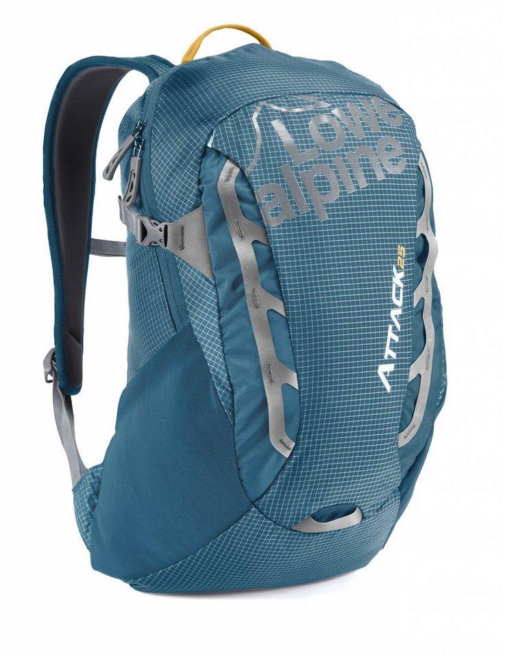 Lowe Alpine Sport- und Freizeittasche »Attack 25 Daypack« in petrol