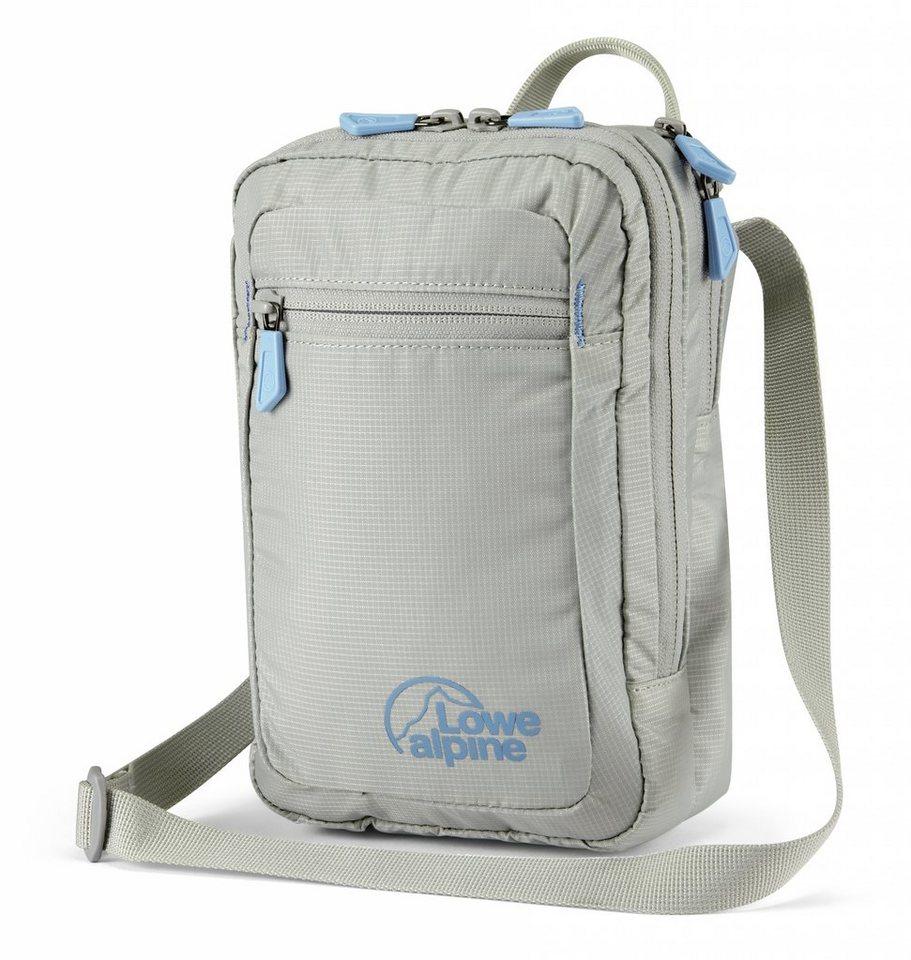 Lowe Alpine Sport- und Freizeittasche »Flight Case Small Bag« in grau