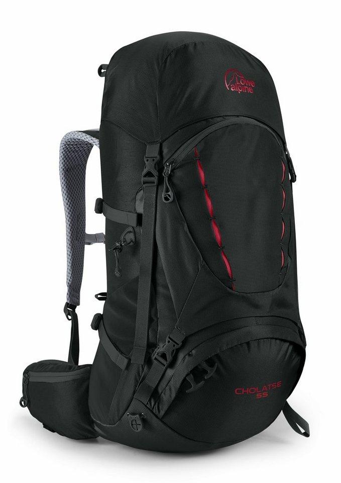Lowe Alpine Sport- und Freizeittasche »Cholatse 55 Backpack Men« in schwarz