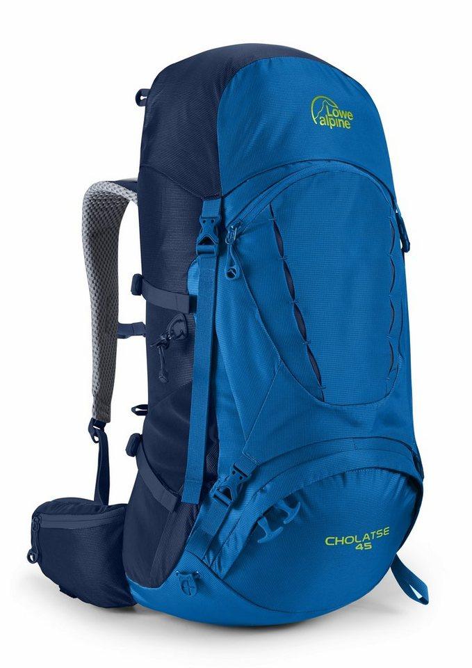 Lowe Alpine Wanderrucksack »Cholatse 45 Backpack Men« in blau