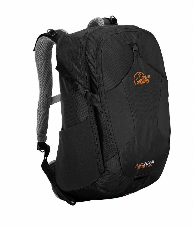 Lowe Alpine Sport- und Freizeittasche »AirZone Spirit 25 Daypack« in schwarz
