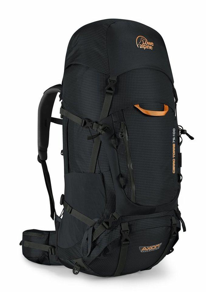 Lowe Alpine Sport- und Freizeittasche »Cerro Torre 75:100 Backpack Men« in schwarz