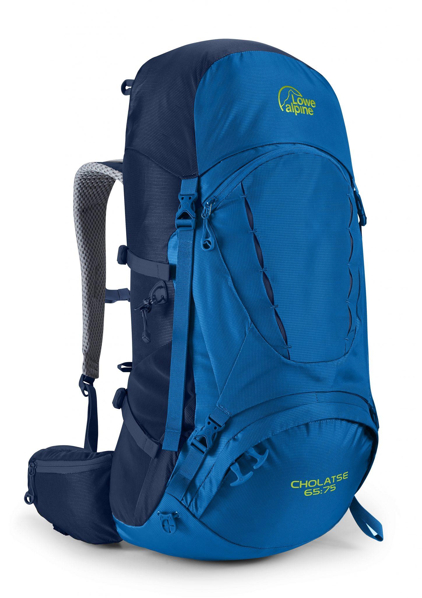 Lowe Alpine Wanderrucksack »Cholatse 65:75 Backpack Men«