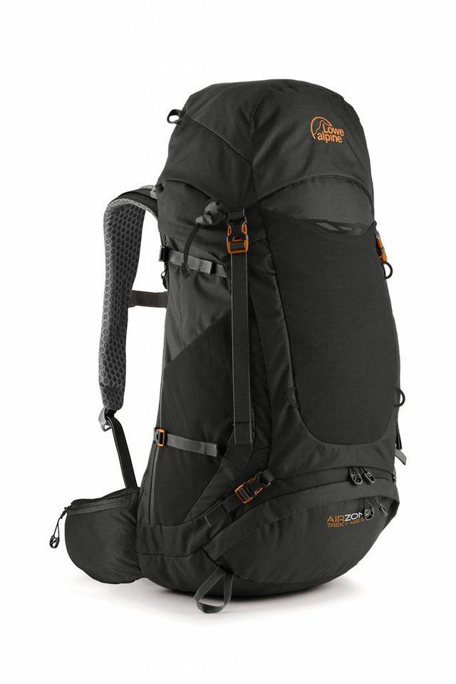 Lowe Alpine Sport- und Freizeittasche »AirZone Trek+ 45:55 Backpack Men« in schwarz