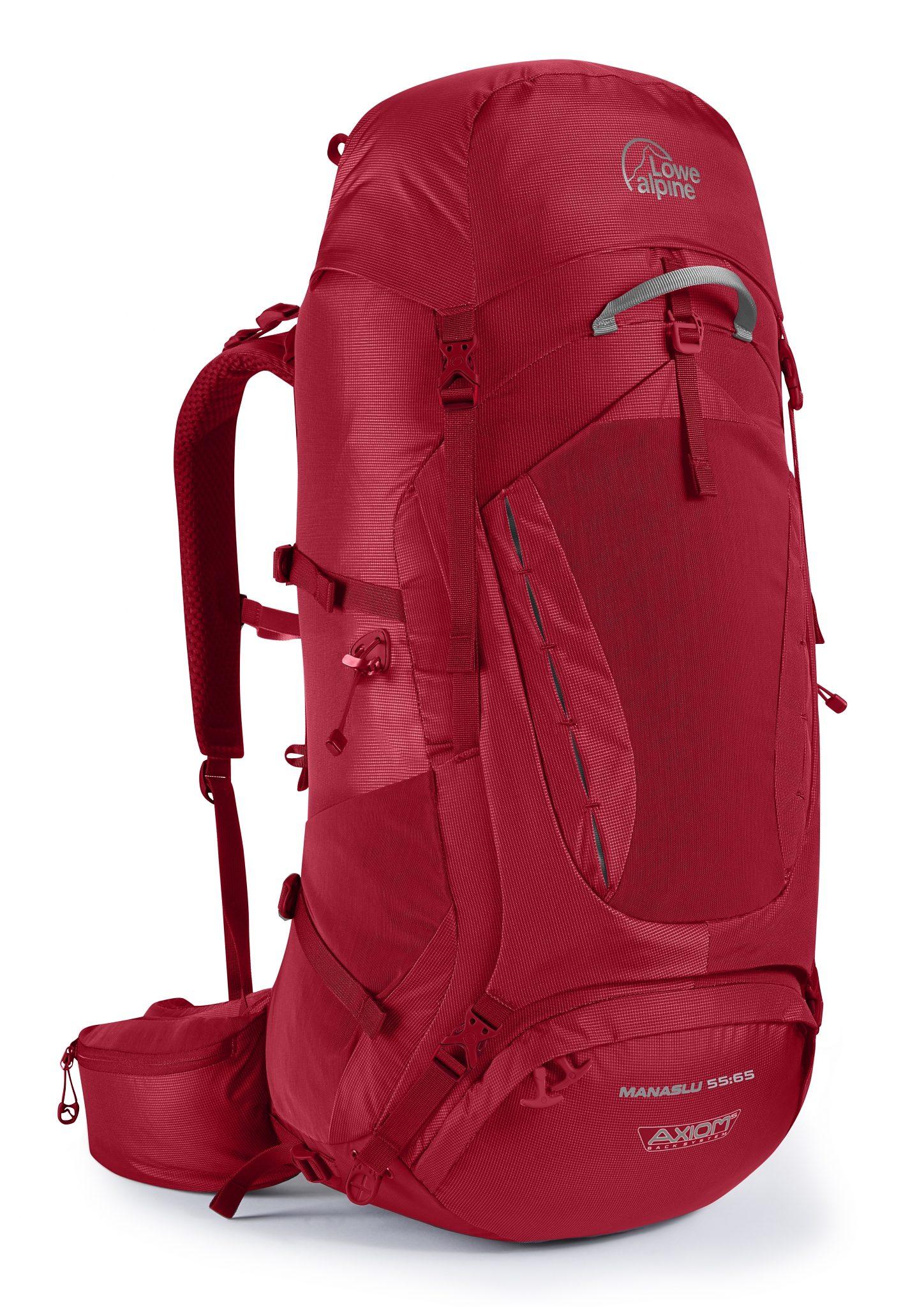 Lowe Alpine Sport- und Freizeittasche »Manaslu 55:65 Backpack Men«