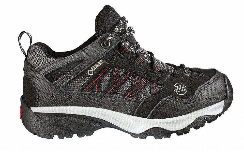 Hanwag Halbschuhe »Belorado Low Hiking Boots Junior« in schwarz
