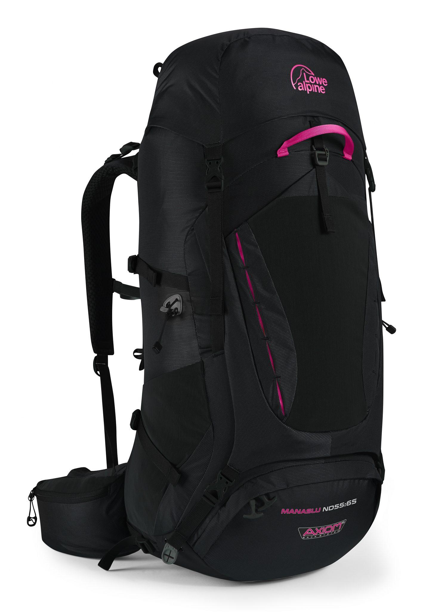 Lowe Alpine Sport- und Freizeittasche »Lowe Alpine Manaslu ND 55:65 Backpack Women«