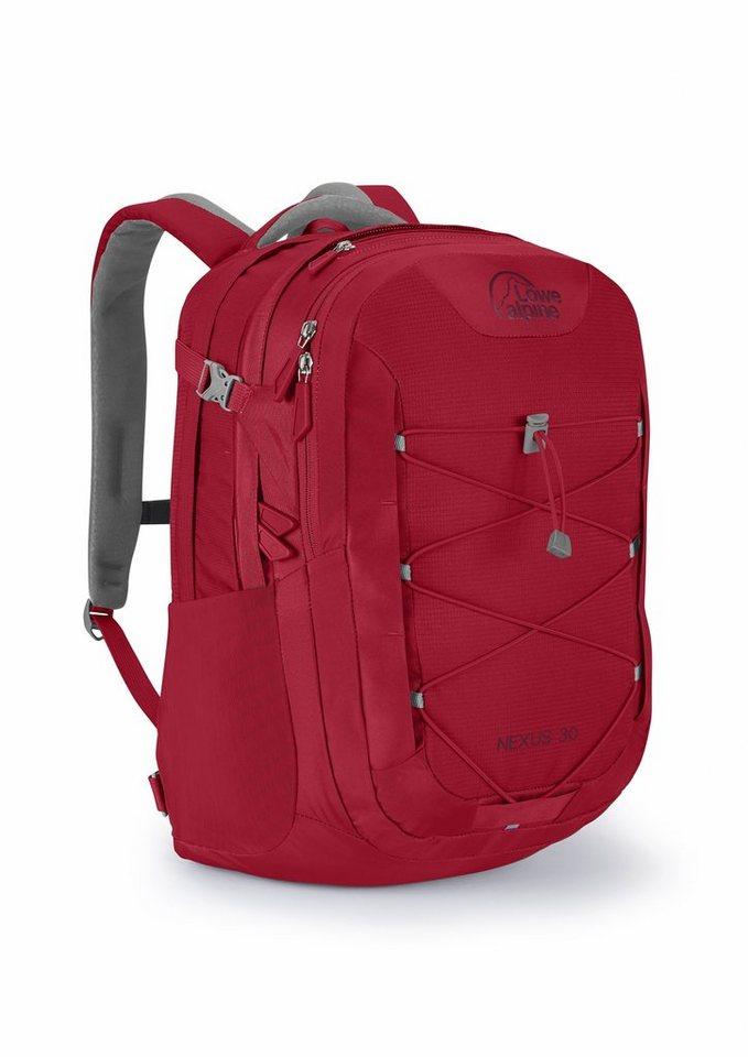 Lowe Alpine Sport- und Freizeittasche »Nexus 30 Daypack« in rot