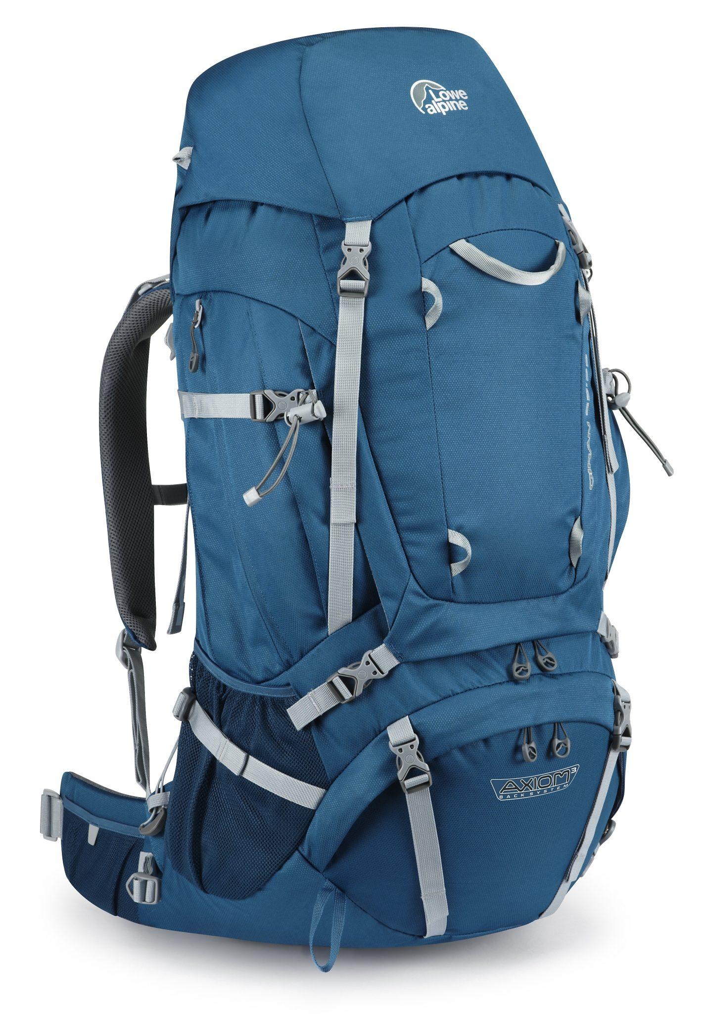 Lowe Alpine Sport- und Freizeittasche »Diran 55:65 Backpack Men«
