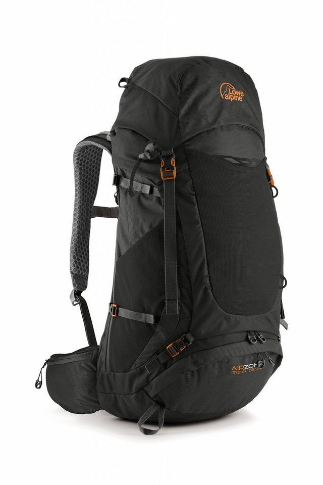 Lowe Alpine Sport- und Freizeittasche »AirZone Trek+ 35:45 Backpack Men« in schwarz