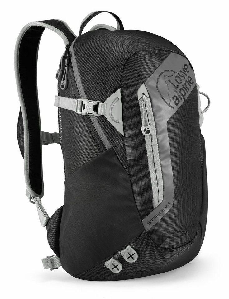 Lowe Alpine Sport- und Freizeittasche »Strike 24 Daypack« in schwarz