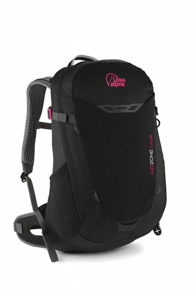 Lowe Alpine Sport- und Freizeittasche »AirZone Z ND 18 Daypack Women« in schwarz
