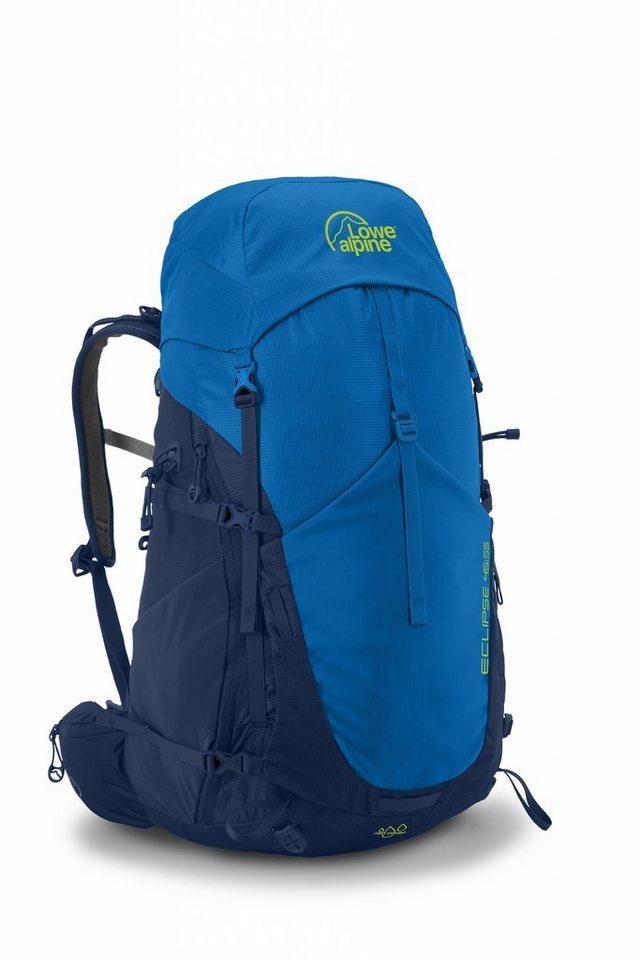 Lowe Alpine Sport- und Freizeittasche »Eclipse 45:55 Backpack Men« in blau