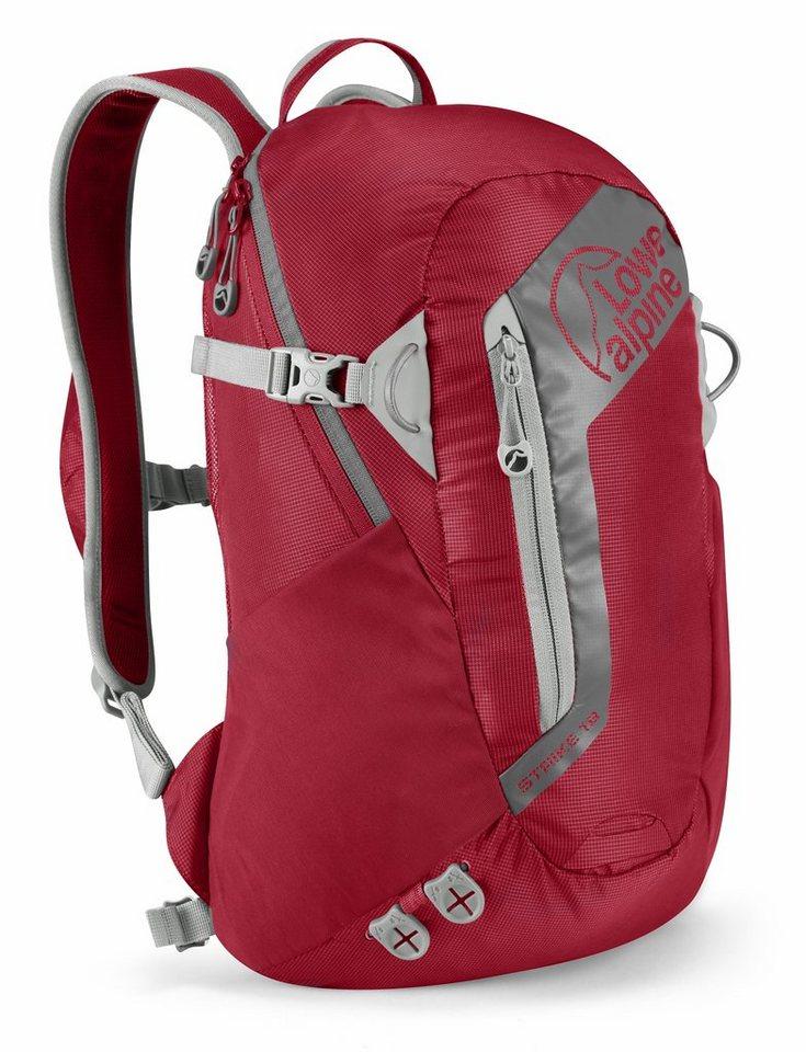 Lowe Alpine Sport- und Freizeittasche »Strike 18 Daypack« in rot