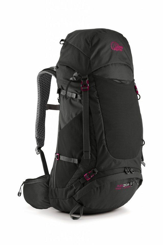 Lowe Alpine Sport- und Freizeittasche »AirZone Trek+ ND 33:40 Backpack Women« in schwarz