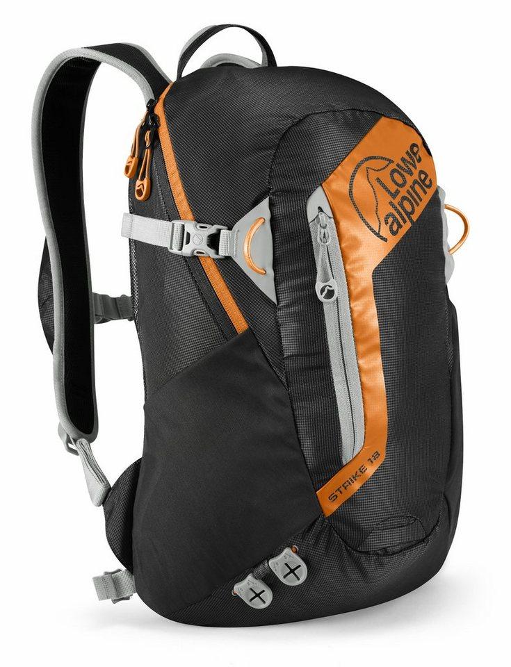 Lowe Alpine Sport- und Freizeittasche »Strike 18 Daypack« in schwarz