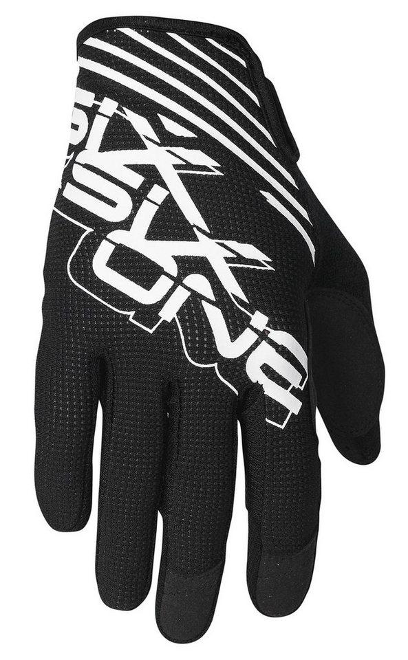 SixSixOne Fahrrad Handschuhe »Raji Handschuh« in schwarz