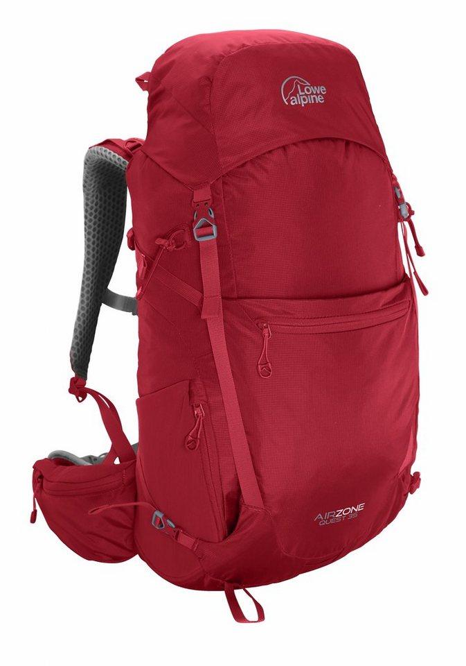 Lowe Alpine Sport- und Freizeittasche »AirZone Quest 35 Backpack Men« in rot