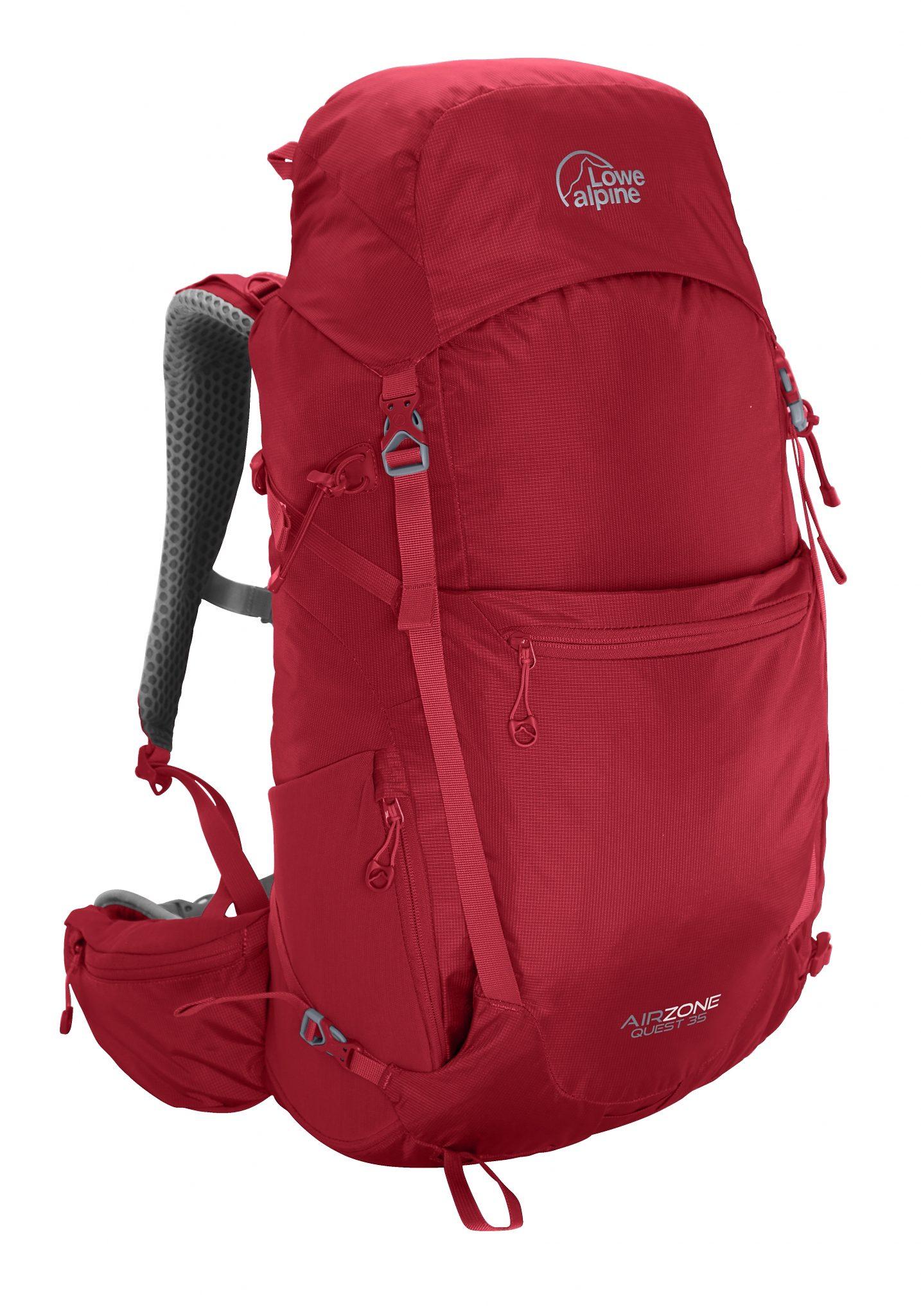 Lowe Alpine Sport- und Freizeittasche »AirZone Quest 35 Backpack Men«